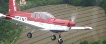 Akrobatický LET - Zlín Z-142 (1xcestující) Benešov