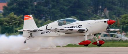 Akrobatický LET - EXTRA 330LC (1xcestující)