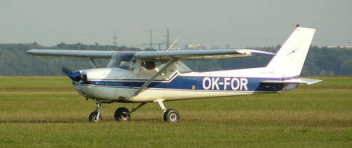 Vyhlídkový LET - Cessna 150 (1xcestující)
