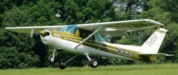Vyhlídkový LET - Cessna 152 (1xcestující) Ostrava