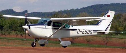 Vyhlídkový LET - Cessna 172 (3xcestující) Brno