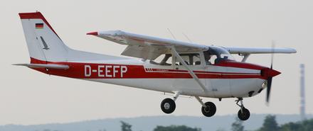 Vyhlídkový LET - Cessna 172 (3xcestující) Hosín