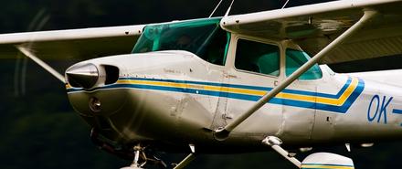 Vyhlídkový LET - Cessna 172 (3xcestující) Olomouc