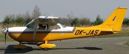 Vyhlídkový LET - Cessna 172 (3xcestující) Plzeň