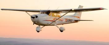 Romantický LET - Cessna 172 (1xpár) Ostrava