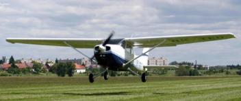Vyhlídkový LET - Cessna 172 (3xcestující) Jičín