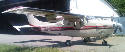 Vyhlídkový LET - Cessna 210N (5xcestující) Vyškov