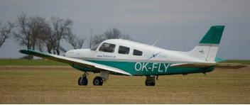 Vyhlídkový LET - Piper PA-28 (3xcestující)
