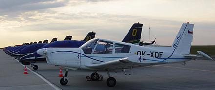 Vyhlídkový LET - Zlín Z-43 (3xcestující) Brno